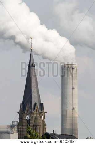 Church And Industry