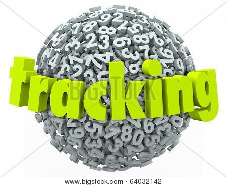 Tracking Word 3d Bal Sphere Numbers