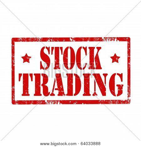 Stock Trading-stamp