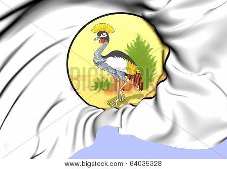 Badge Of Uganda Protectorate