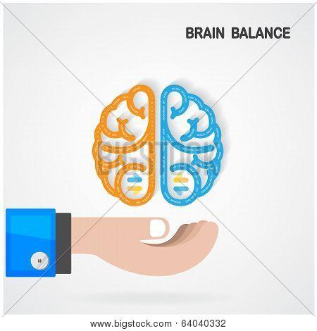 Brain Balance Concept