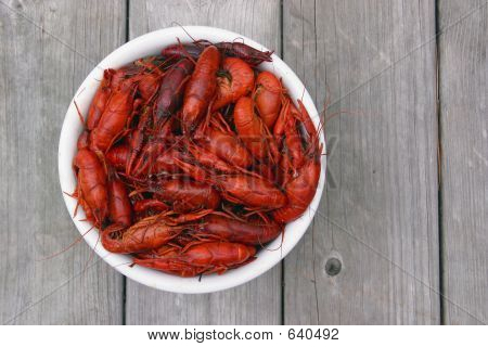 Hot Crawfish