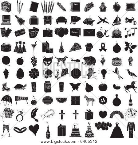 100 Icon Set 1