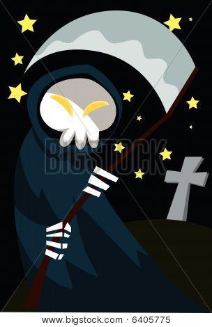 Beware! The Grim Reaper Is Here