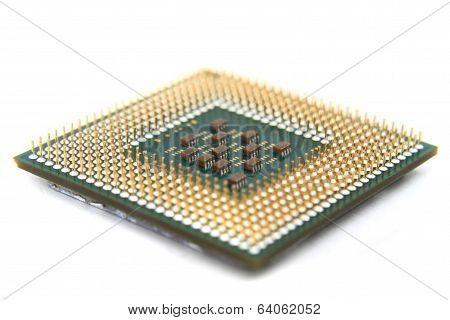 Old Microprocessor
