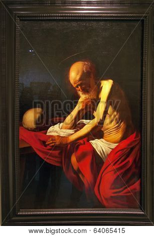 St. Girolamo In Meditation