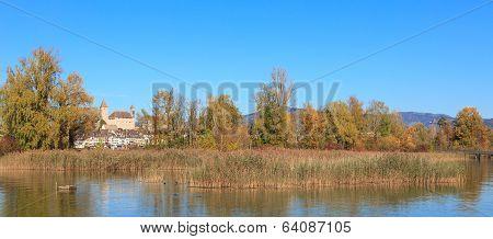 Rapperswil, Lake Zurich, Autumn