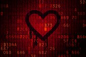 stock photo of open-source  - Heartbleed bug - JPG