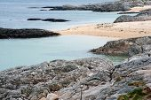 foto of galway  - Beautiful view on Coral Beach Carraroe Co - JPG