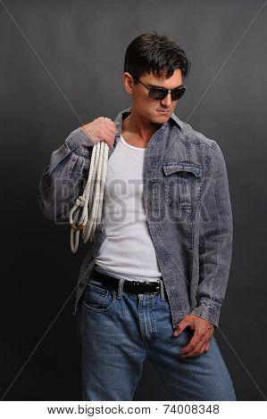 naughty cowboy