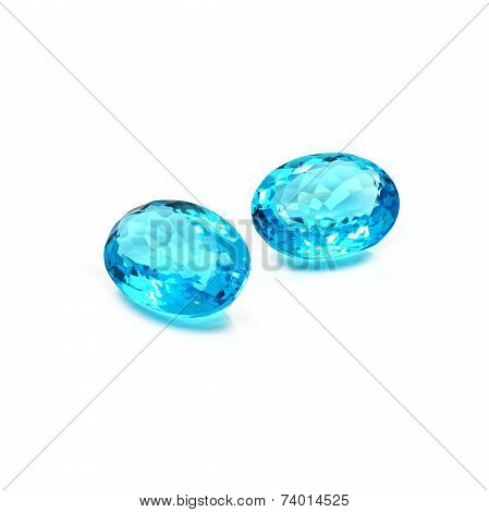 Amazing Blue Topaz