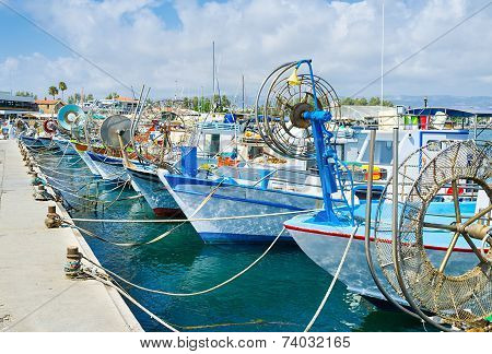 The Fishing Boats