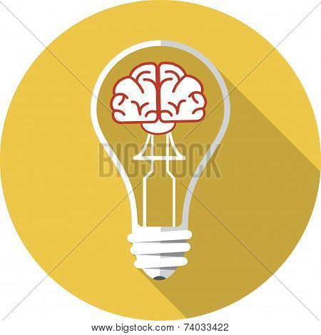 Vector Brain in the Light Bulb