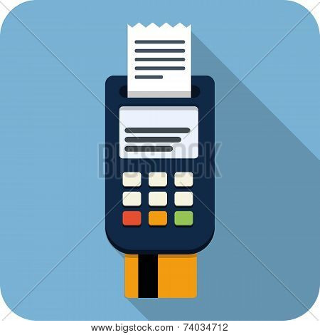 Vector Bank Card Reader