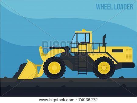 Mining Machinery_Wheel Loader