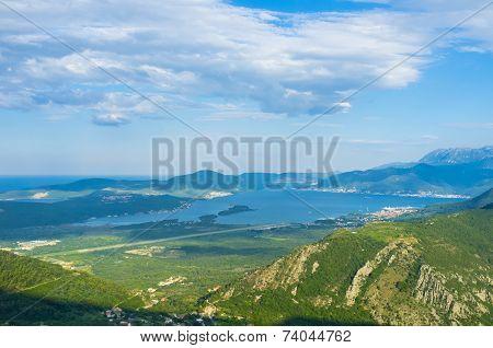 The Coast Of Montenegro