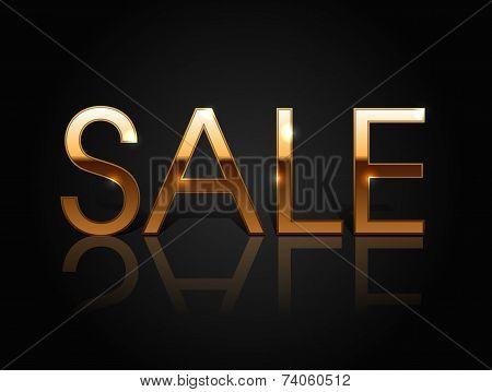 sparkling inscription of sale