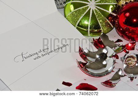 Christmas Sympathy