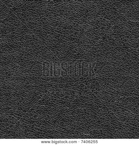 Black Skin Seamless Background.