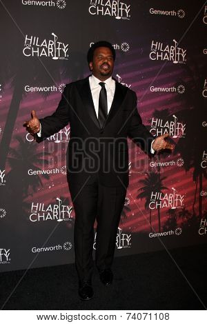 LOS ANGELES - OCT 17:  Craig Robinson at the Hilarity for Charity Benefit for Alzheimer's Association at Hollywood Paladium on October 17, 2014 in Los Angeles, CA