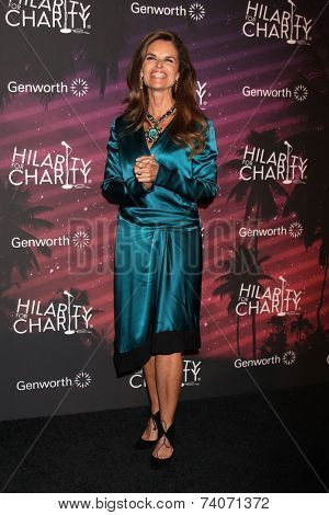 LOS ANGELES - OCT 17:  Maria Shriver at the Hilarity for Charity Benefit for Alzheimer's Association at Hollywood Paladium on October 17, 2014 in Los Angeles, CA