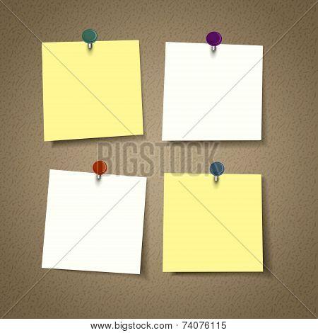 Blank Reminder Sticky Note