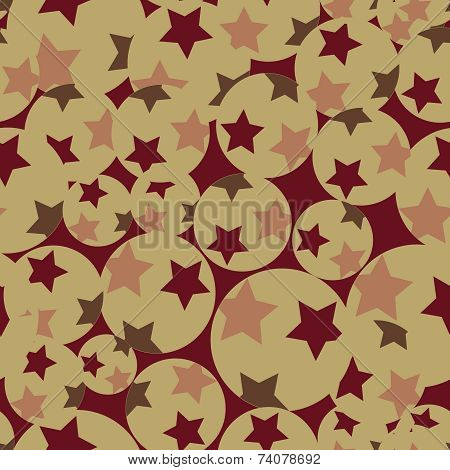 Seamless Star Pattern
