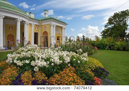 Cold Bath With Agate Rooms In Tsarskoye Selo (pushkin), Saint-petersburg
