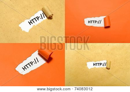 Set Of Http Text