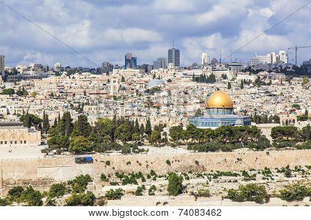 Al-aqsa Of The Old City