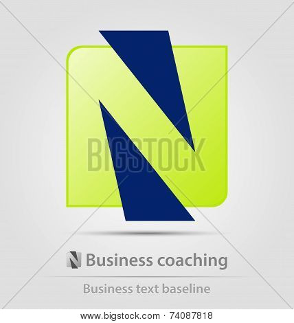 Business Coaching Business Icon