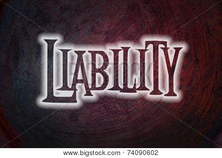 Liability Concept