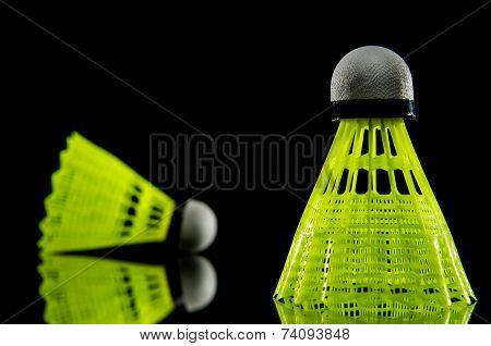 Badminton birdies