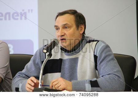 Expert Andrei Buzin