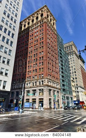 Broadway Chambers Building - New York City