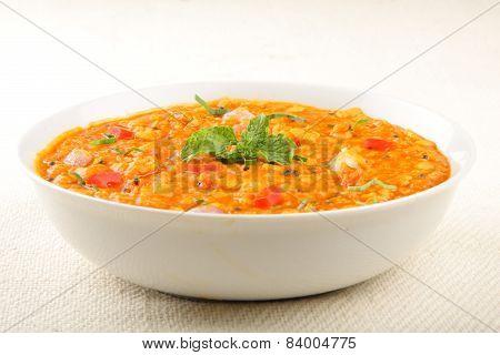 lentil soup,