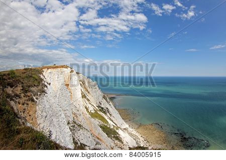 Oceans And Cliffs Of Beachy Head