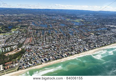 Mermaid Beach, Nobbys Beach And Mermaid Waters