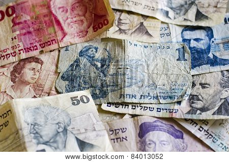 Banking Money Exchange - Old Notes