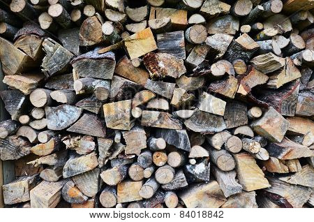 Wood-logs-logging-firewood-pile-heat-heating
