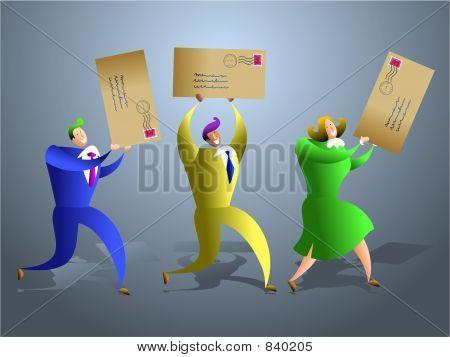 mail team