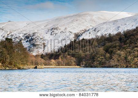Thirlmere Reservoir Dam
