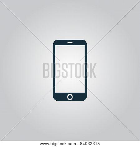 Mobile mini tablet icon