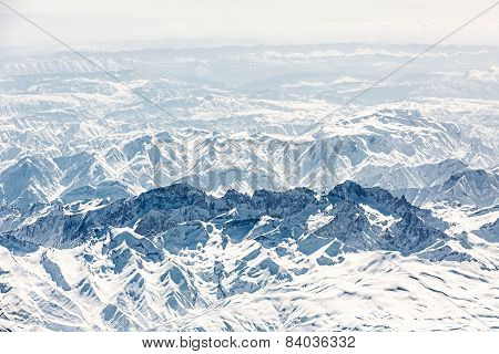 Snowy Mountains, Turkey