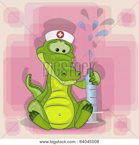 Crocodile Nurse
