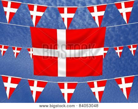 Denmark Flags