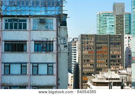 Kowloon Architecture, Hong Kong
