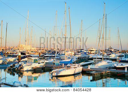 Cascais Marina, Portugal