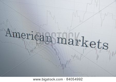 American markets