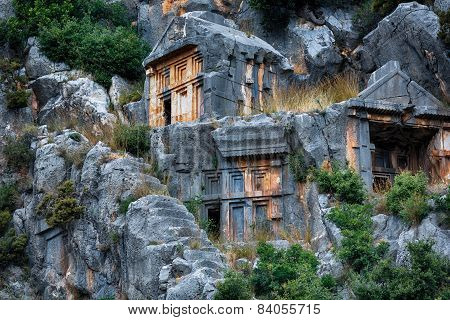 Ruins Of Myra